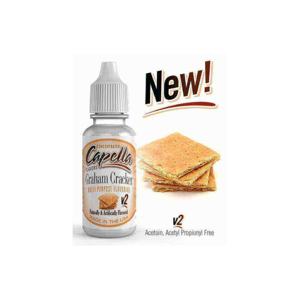 Capella Aroma Graham Cracker V2 (13 ml)