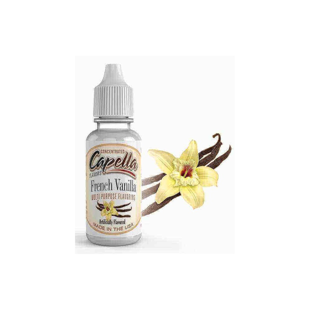 Capella Aroma French Vanilla (13 ml) (Vanille)