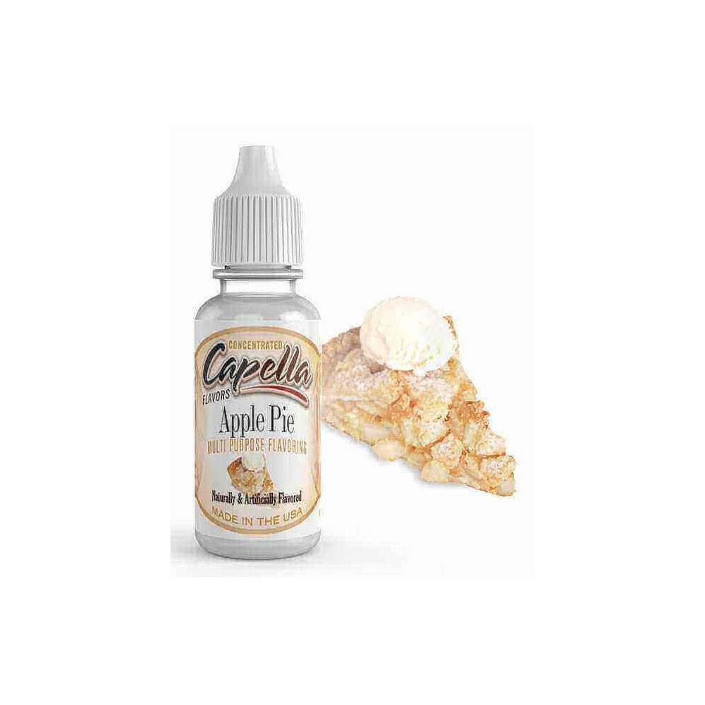 Capella Aroma Apple Pie V2 (13 ml) (Apfelkuchen)
