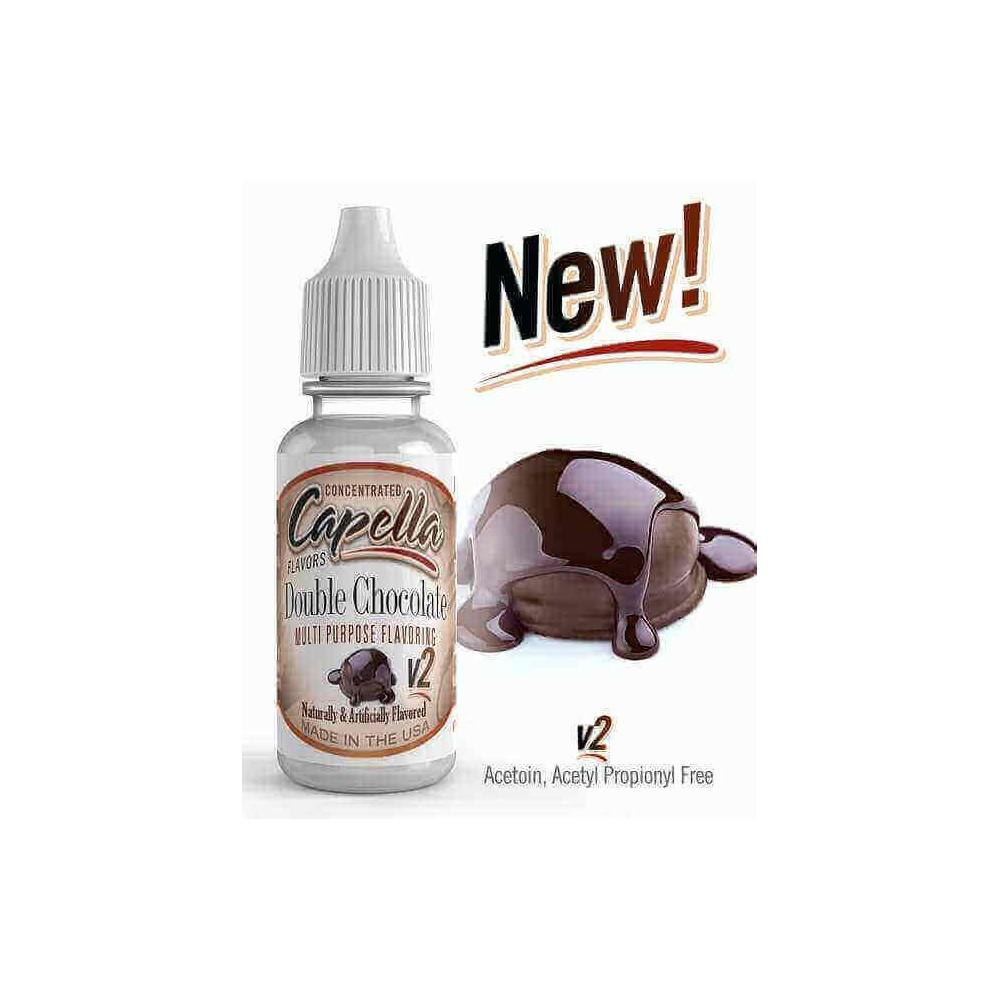 Capella Aroma Double Chocolate V2 (13 ml)