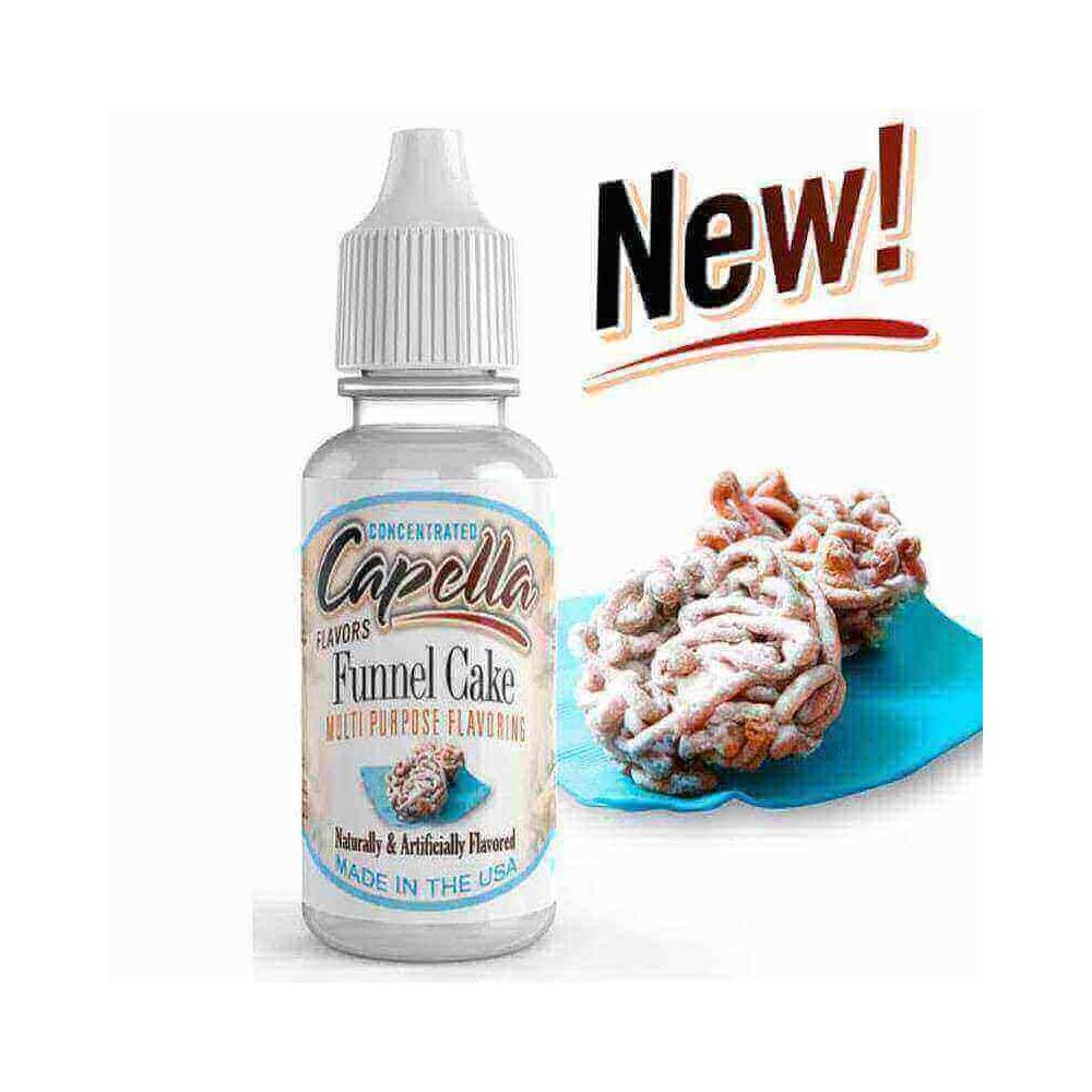 Capella Aroma Funnel Cake (13 ml) (Strauben)
