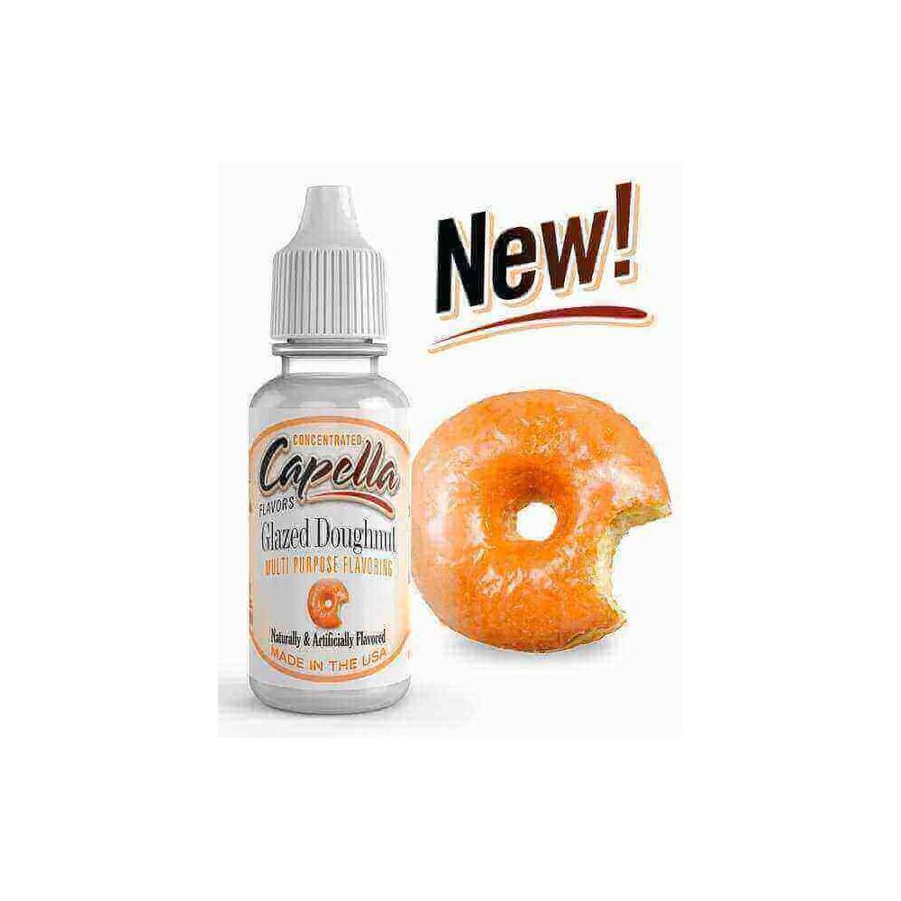 Capella Aroma Glazed Doughnut (13 ml) (Glasierter Donut)