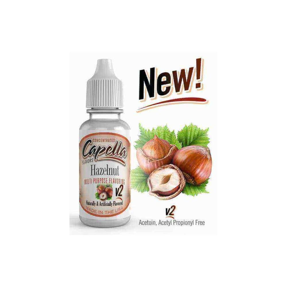 Capella Aroma Hazelnut V2 (13 ml) (Haselnuss)