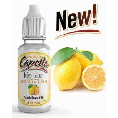 Capella Aroma Juicy Lemon (13 ml) (Zitrone)