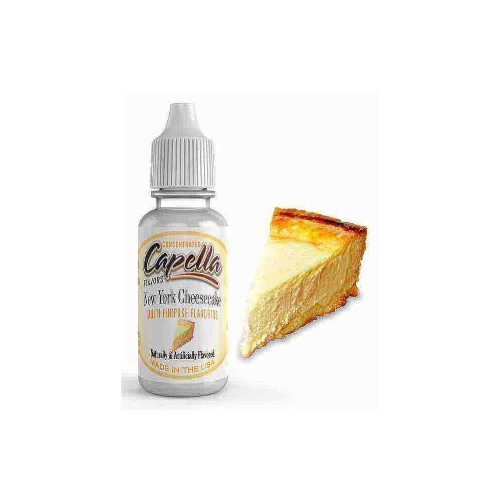 Capella Aroma New York Cheesecake (13 ml) (Käsekuchen)
