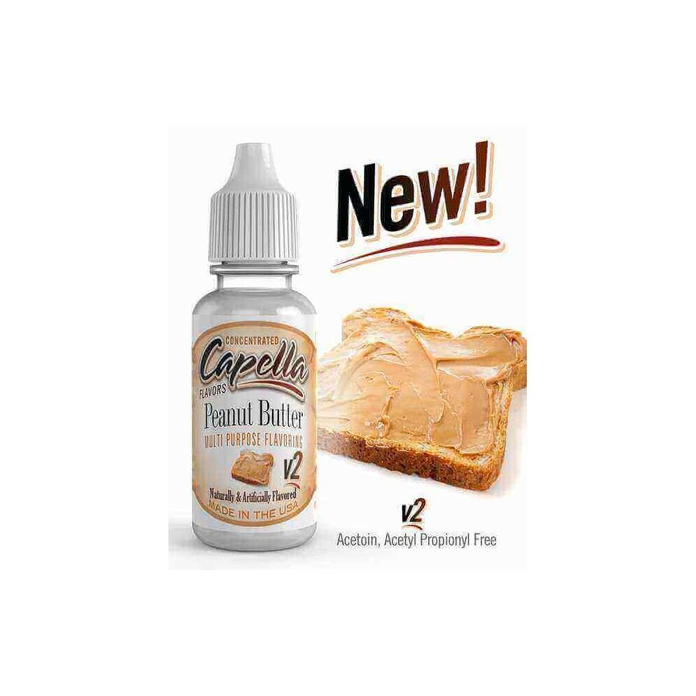 Capella Aroma Peanut Butter V2 (13 ml) (Erdnussbutter)