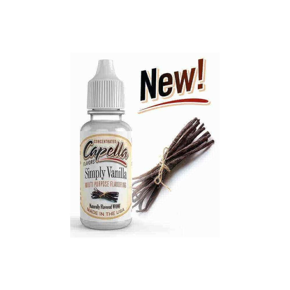 Capella Aroma Simply Vanilla (13 ml) (Vanille)