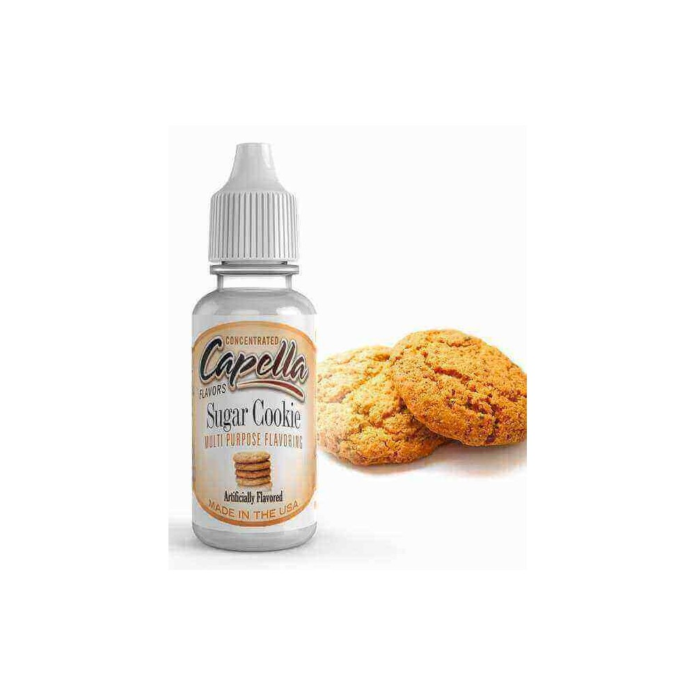 Capella Aroma Sugar Cookie v2 (13 ml) (Vanilleplätzchen)