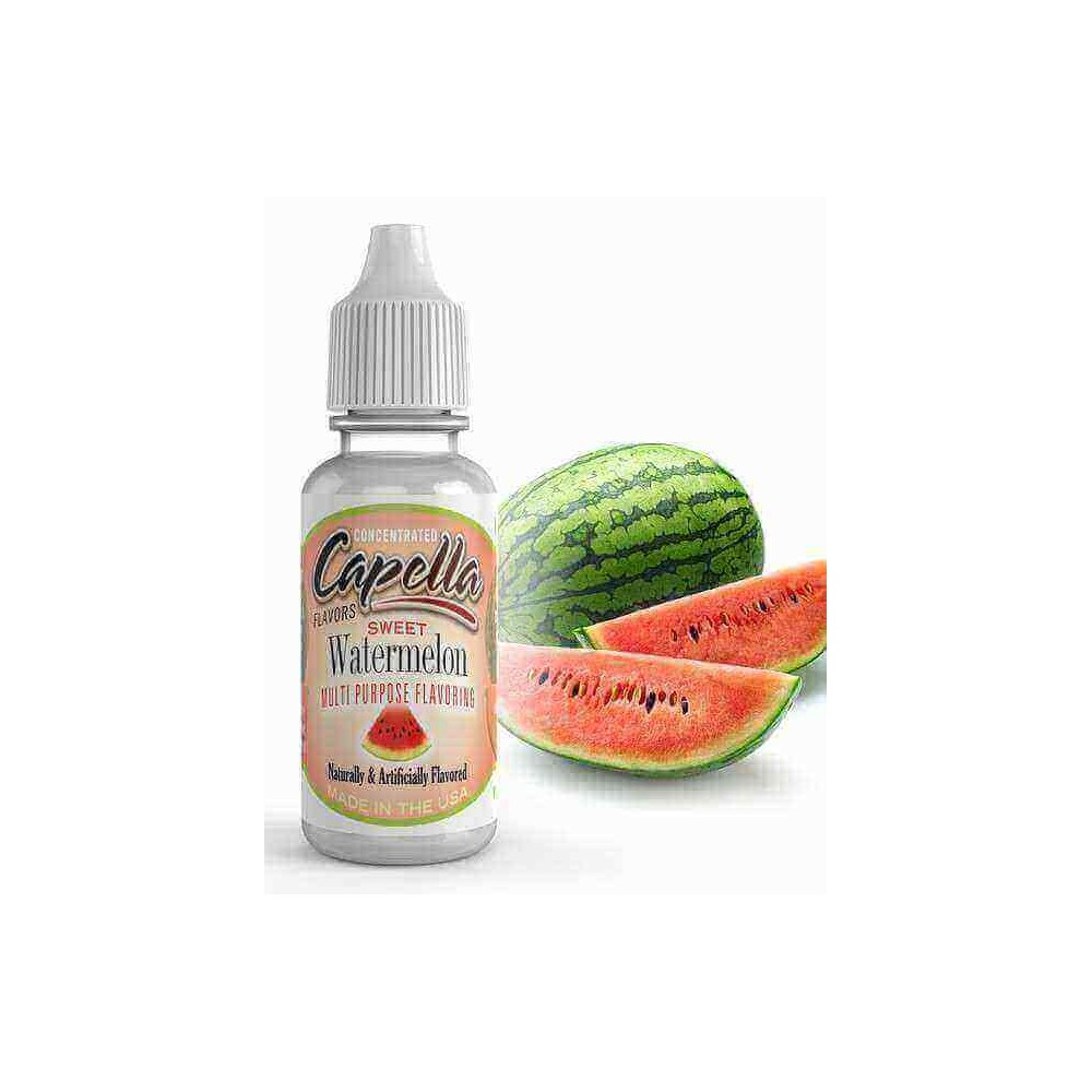 Capella Aroma Sweet Watermelon (13 ml) (Süße Wassermelone)
