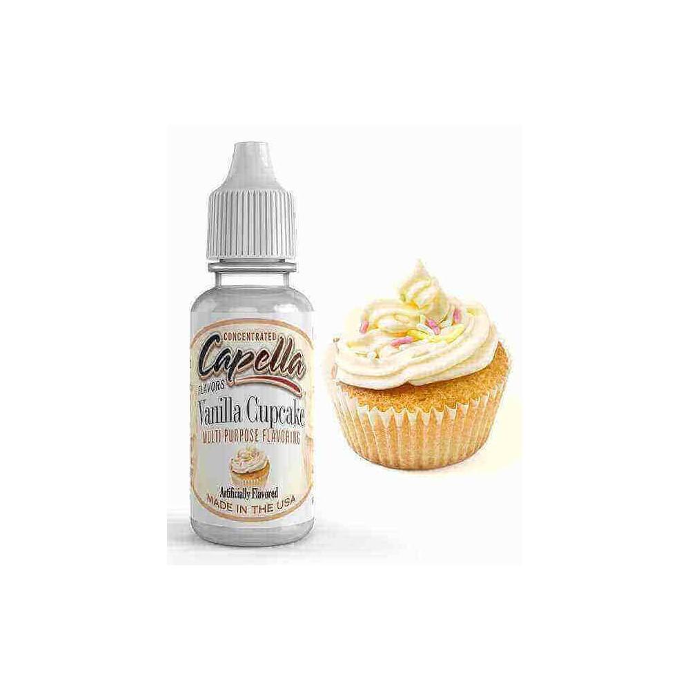 Capella Aroma Vanilla Cupcake (13 ml)