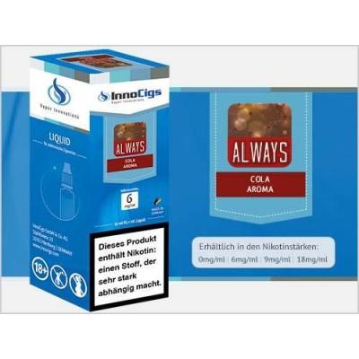 InnoCigs E-Liquid Always (Cola)