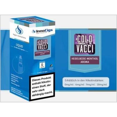 InnoCigs E-Liquid Cold Vacci (Heidelbeere-Fresh)