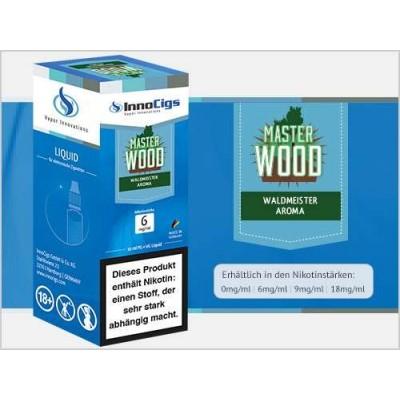 InnoCigs E-Liquid Master Wood (Waldmeister)