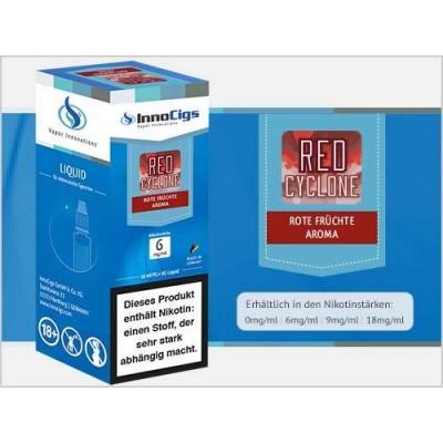 InnoCigs E-Liquid Red Cyclone (Rote Früchte)