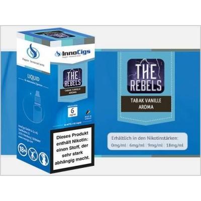 InnoCigs E-Liquid The Rebels (Tabak/Vanille)