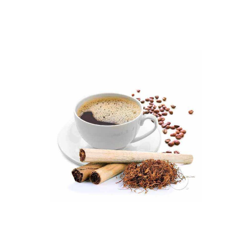 ZAZO E-Liquid Tobacoffee (Tabak/Kaffee/Milch)