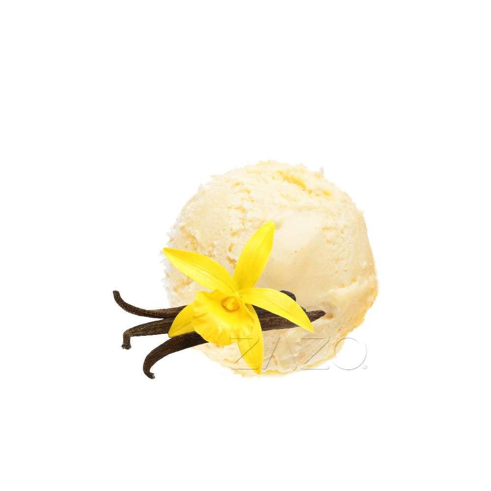 ZAZO E-Liquid Vanilla Icecream (Vanilleeis)