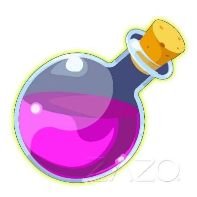 ZAZO E-Liquid Pink Poison (Früchtemix)
