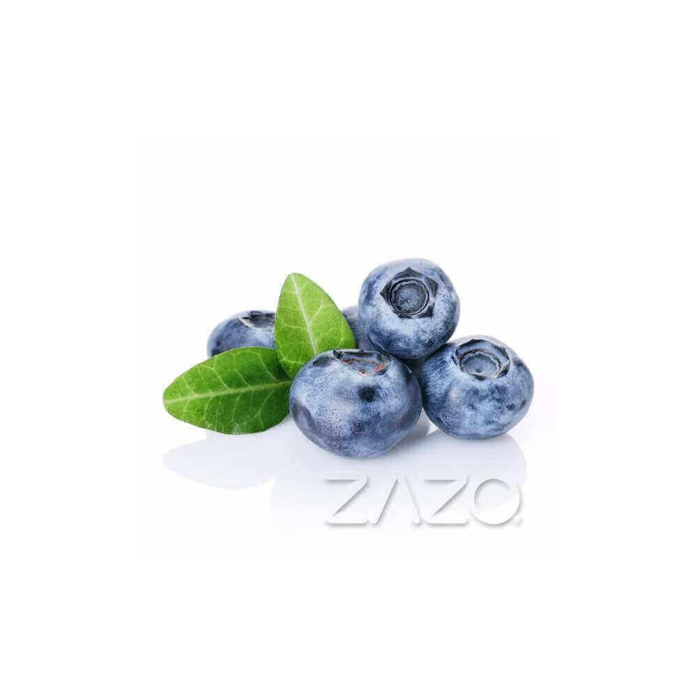 ZAZO E-Liquid Blueberry (Blaubeere)