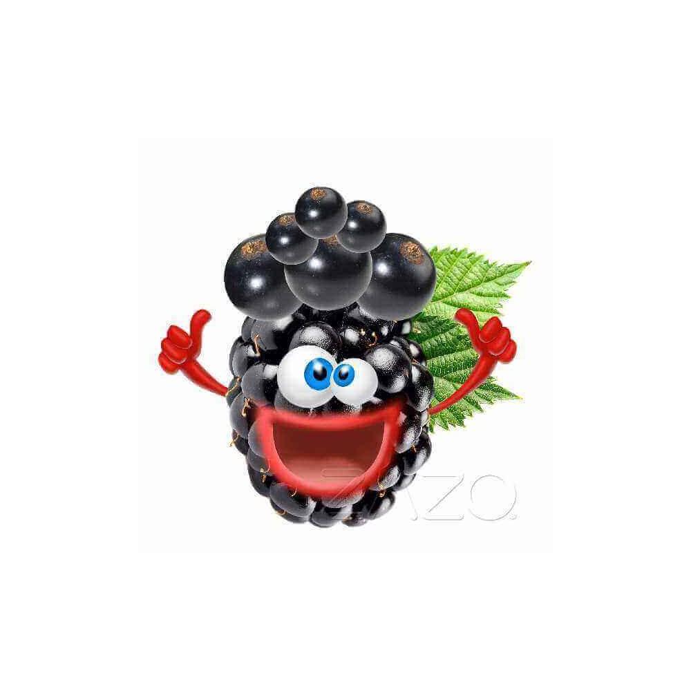 ZAZO E-Liquid Crazy Berries