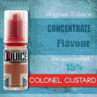 T-Juice Aroma Colonel Custard