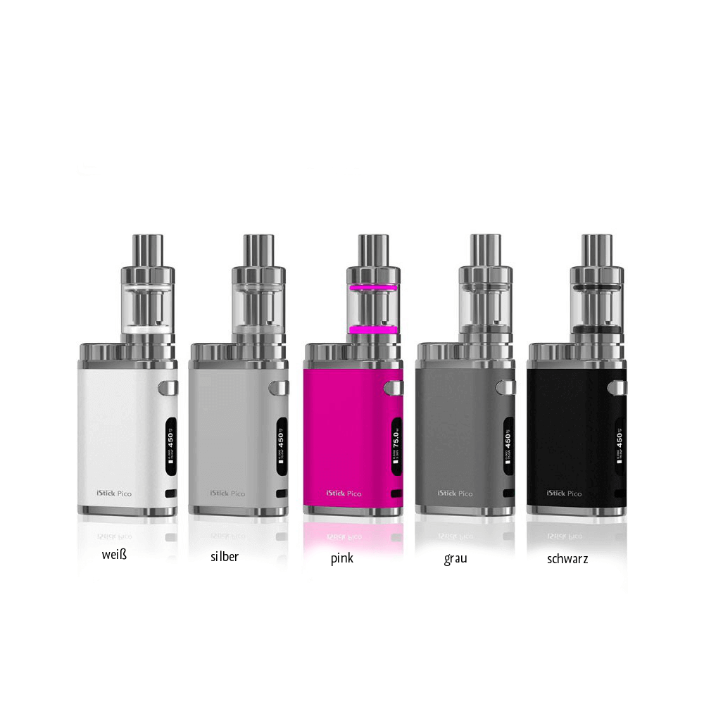 Eleaf (SC) E-Zigarette iStick Pico TC Full Kit