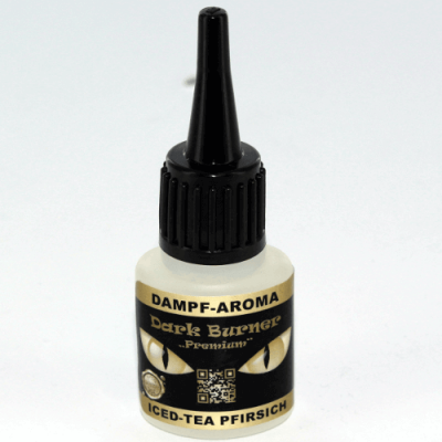 Dark Burner Aroma Iced-Tea Pfirsich (10 ml)