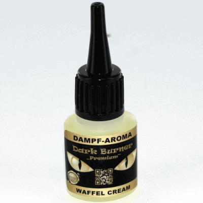 Dark Burner Aroma Waffel-Cream (10 ml)