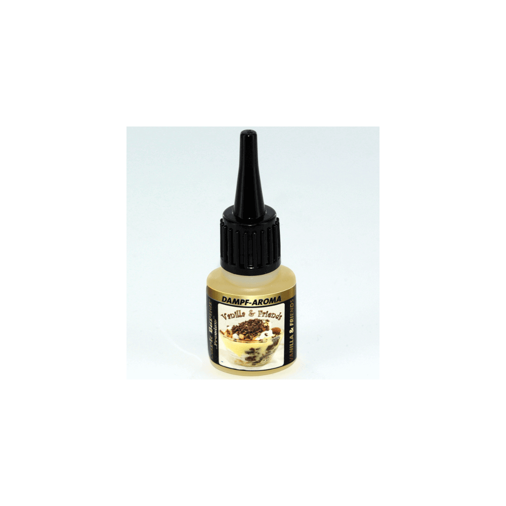Dark Burner Aroma Vanilla & Friends (10 ml)