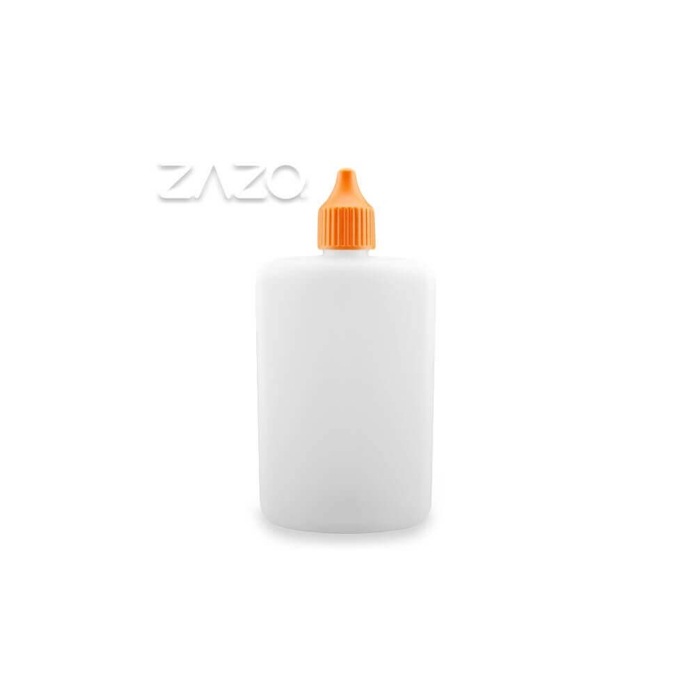 ZAZO Liquid Dropper Flasche, flach (125 ml)