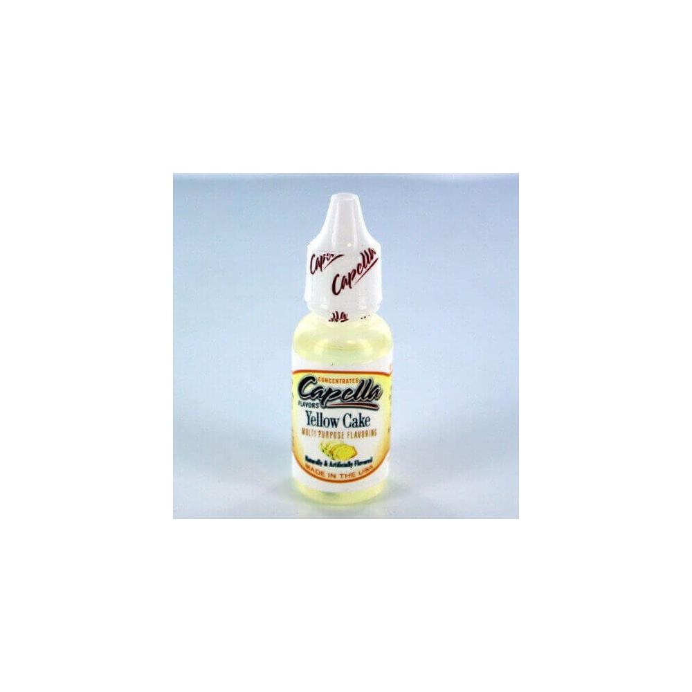 Capella Aroma Yellow Cake (13 ml) (Rührkuchen)