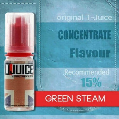 T-Juice Aroma Green Steam (10 ml)