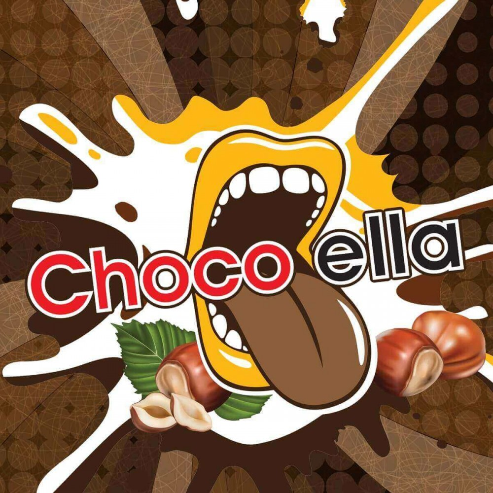 Big Mouth Aroma Choco Ella (10 ml)