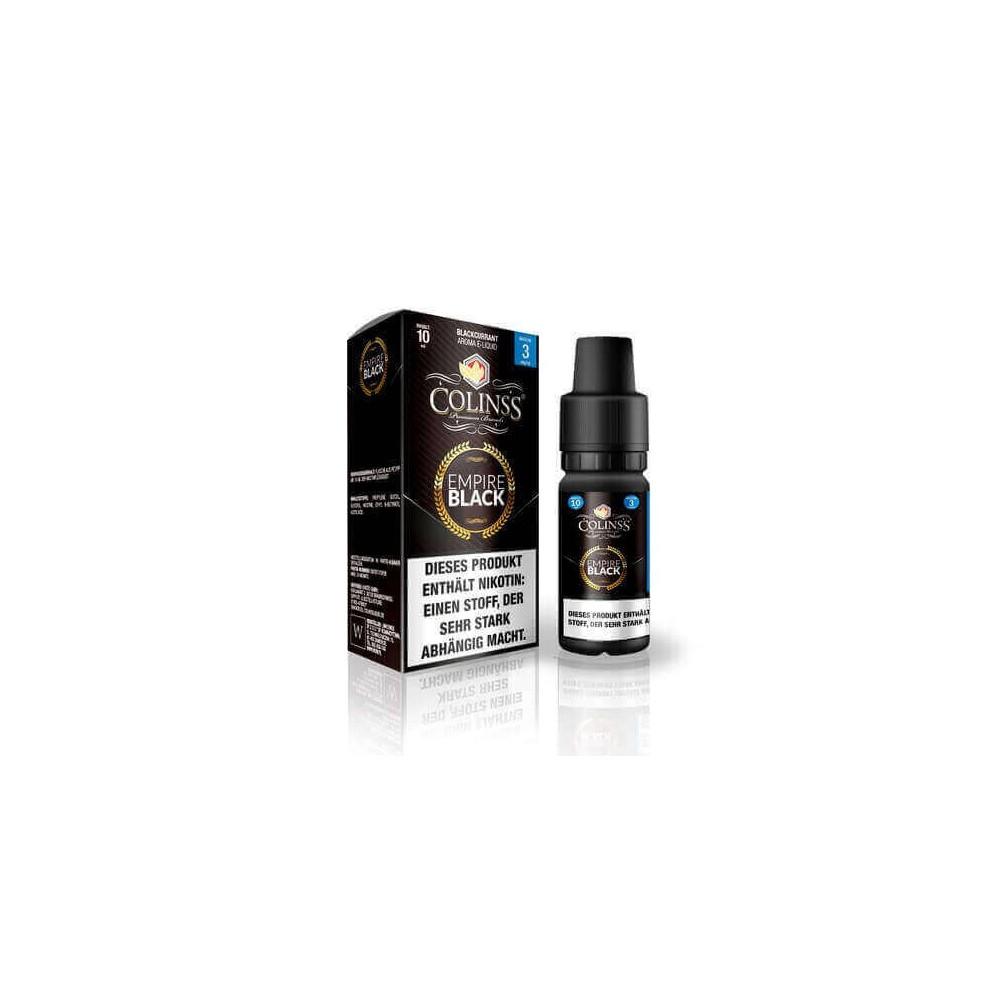 Colinss E-Liquid Empire Black Fruit (PG) (Schwarze Johannisbeere)