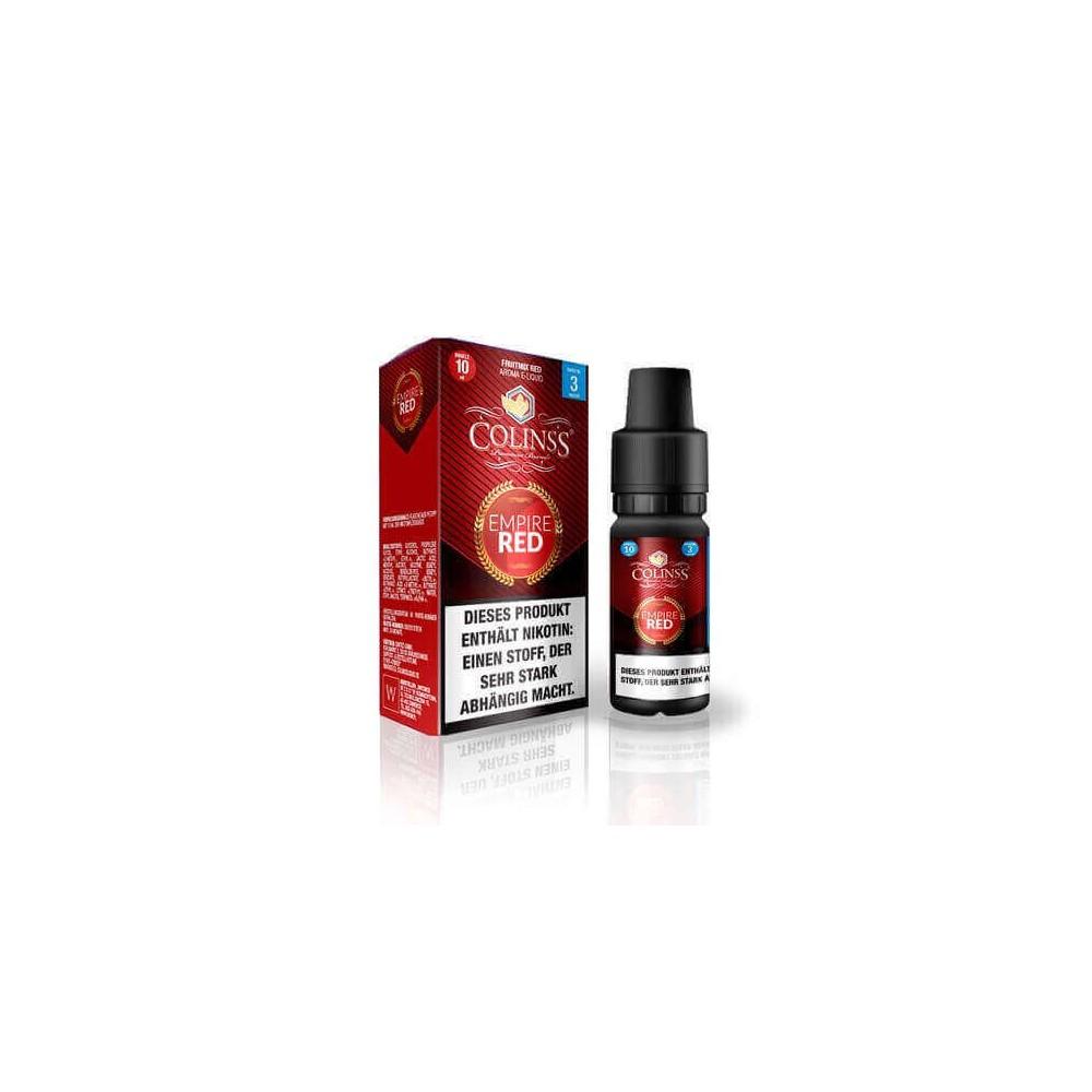 Colinss E-Liquid Empire Red Fruit (PG) (Mix aus roten Früchten)