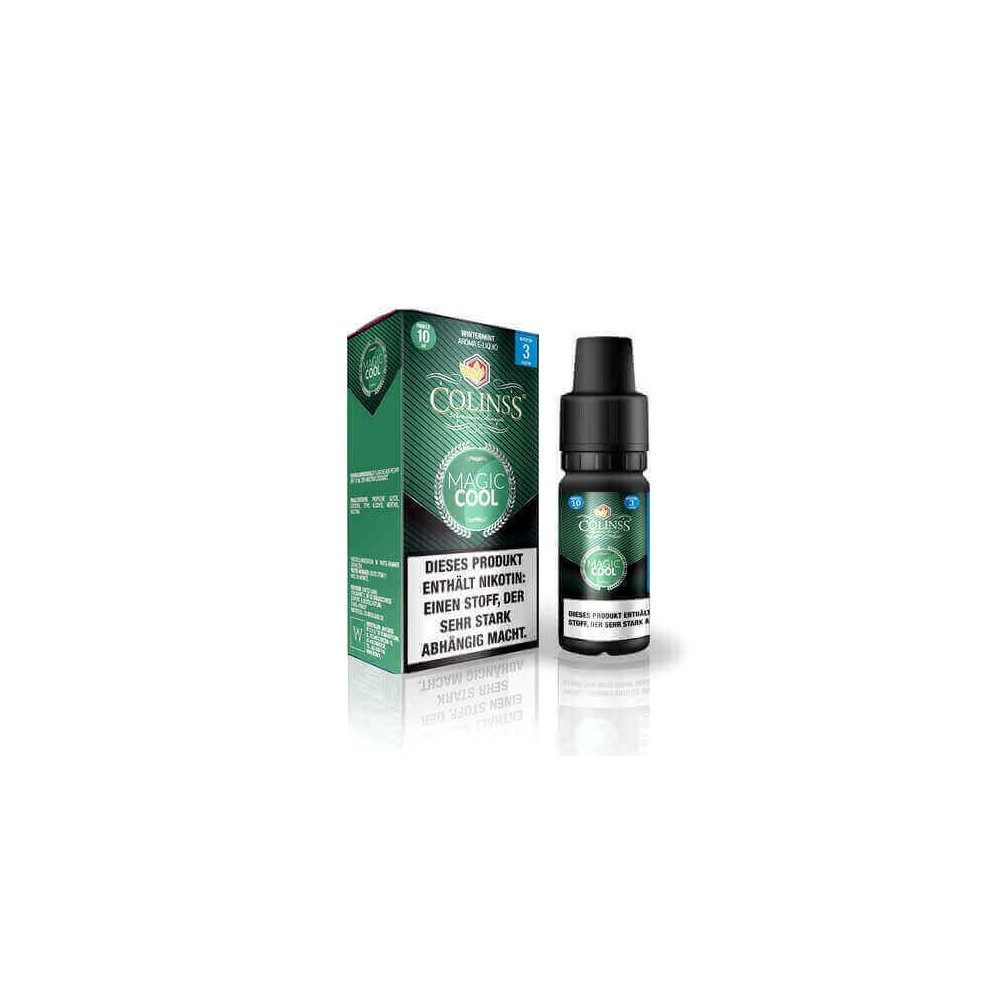 Colinss E-Liquid Magic Cool Mint+ (PG) (Eisminze)