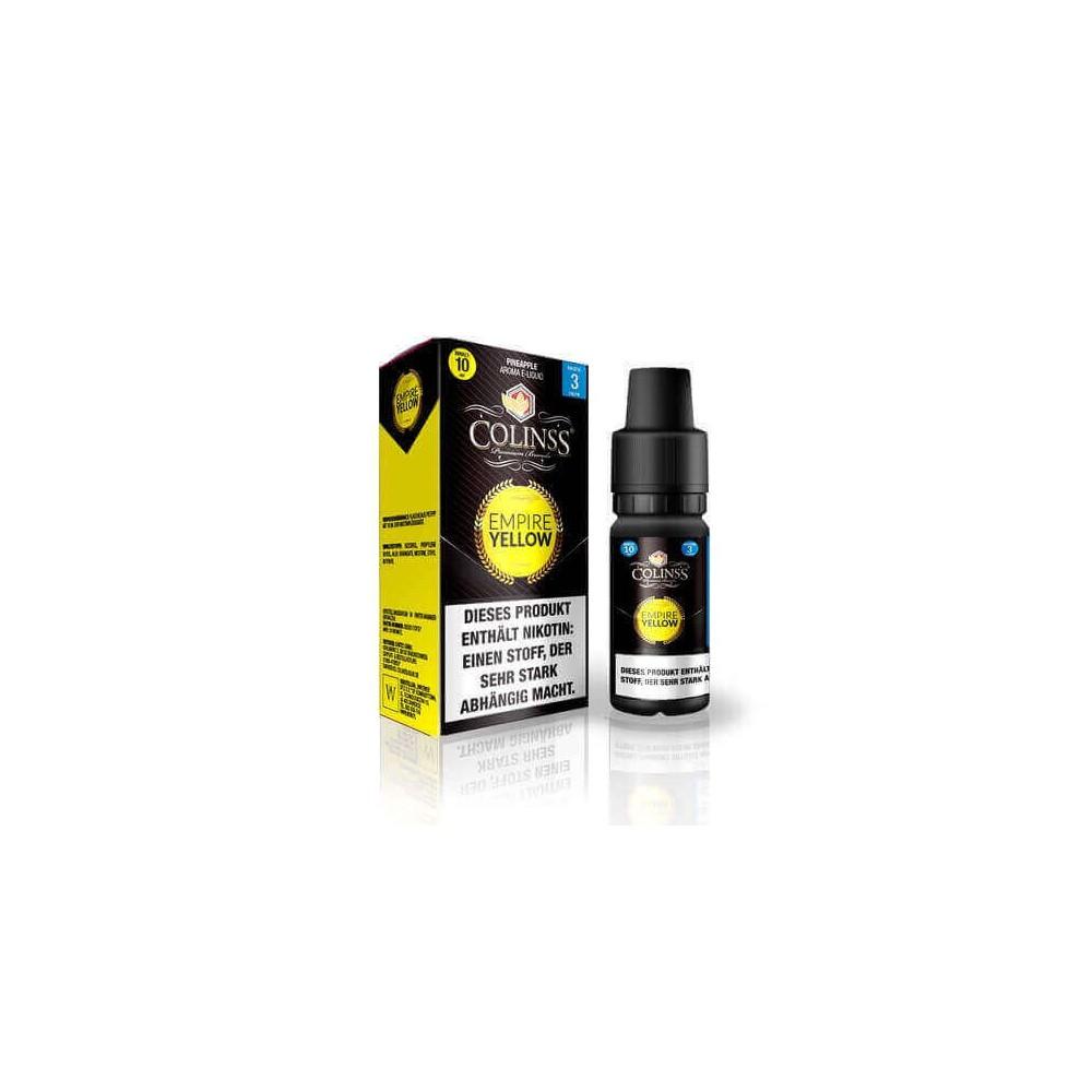 Colinss E-Liquid Empire Yellow (Ananas)
