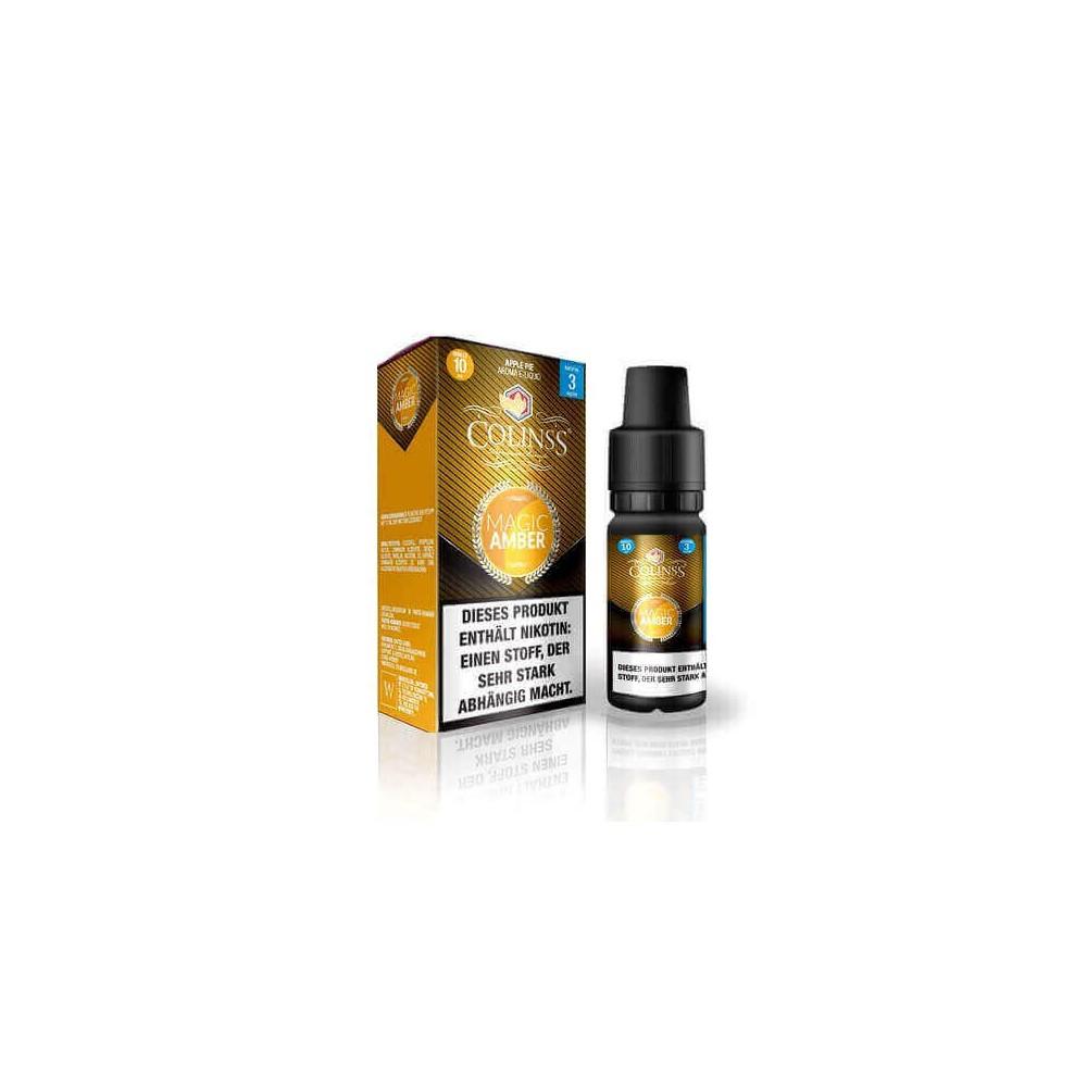Colinss E-Liquid Magic Amber (Apfelkuchen)