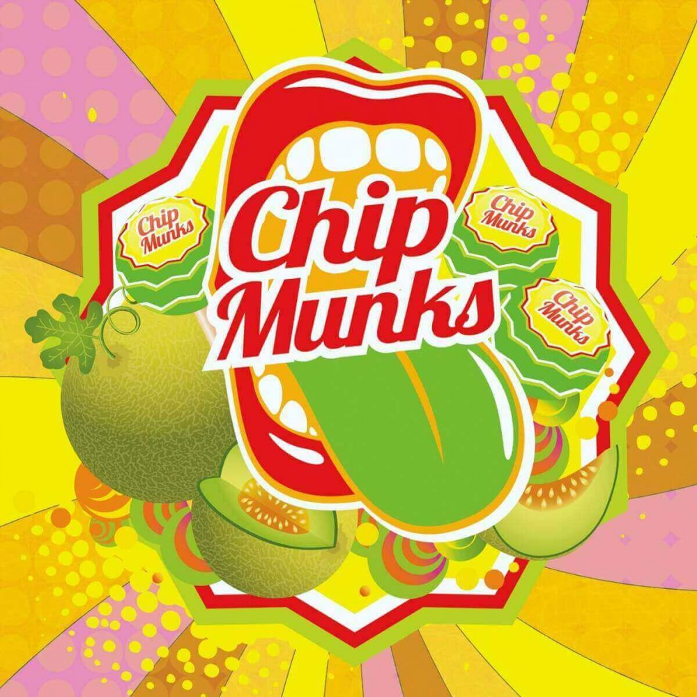 Big Mouth Aroma Chip Munks (10 ml)