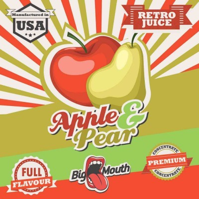 Big Mouth Aroma Apple and Pear (10 ml)