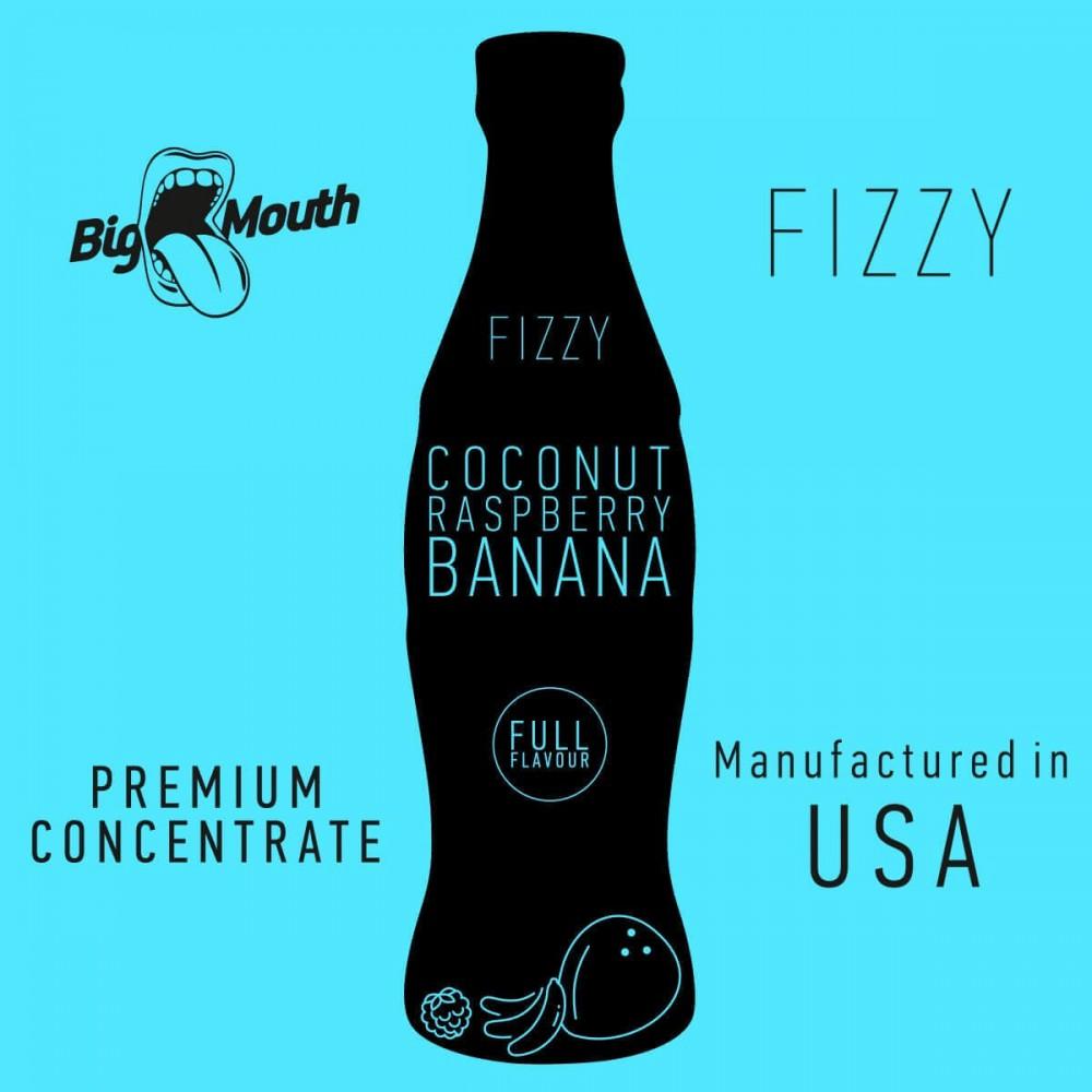 Big Mouth Aroma Coconut | Raspberry | Banana (10 ml)