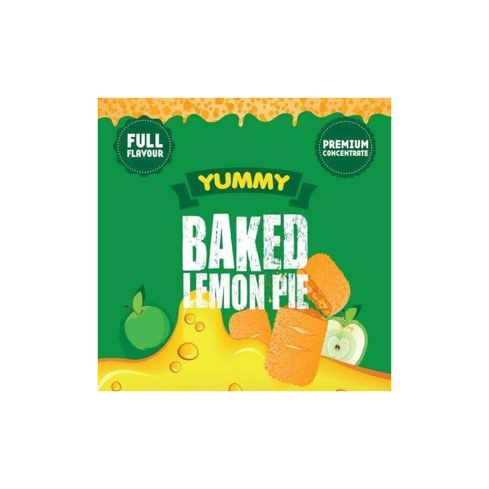 Big Mouth Aroma Baked Lemon Pie (10 ml)