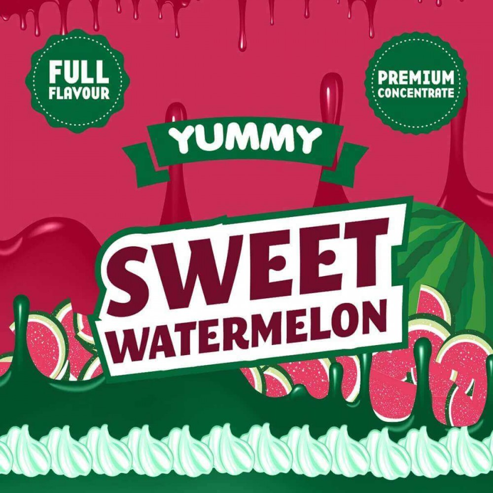 Big Mouth Aroma Sweet Watermelon (10 ml)