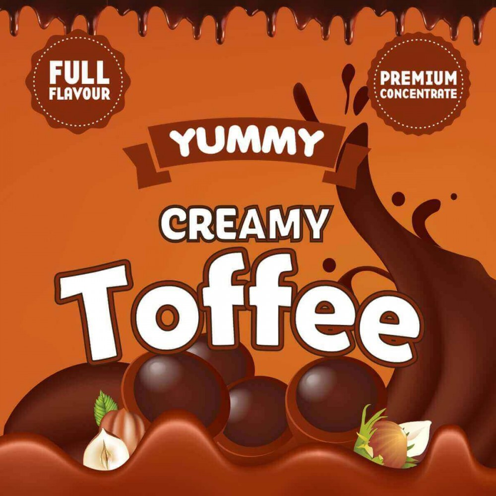 Big Mouth Aroma Creamy Toffee (10 ml)