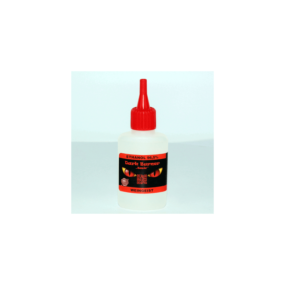 Dark Burner Ethanol / Weingeist 50 ml