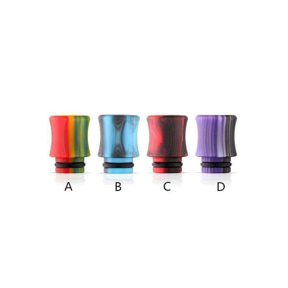 Pure Acrylic Multicolor Drip Tip