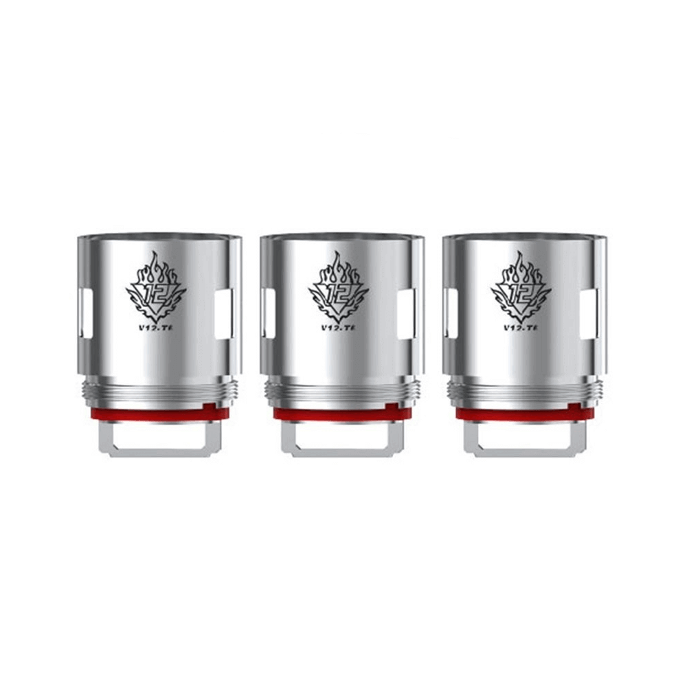 SMOK TFV12 V12-T6 Head (3er-Pack)