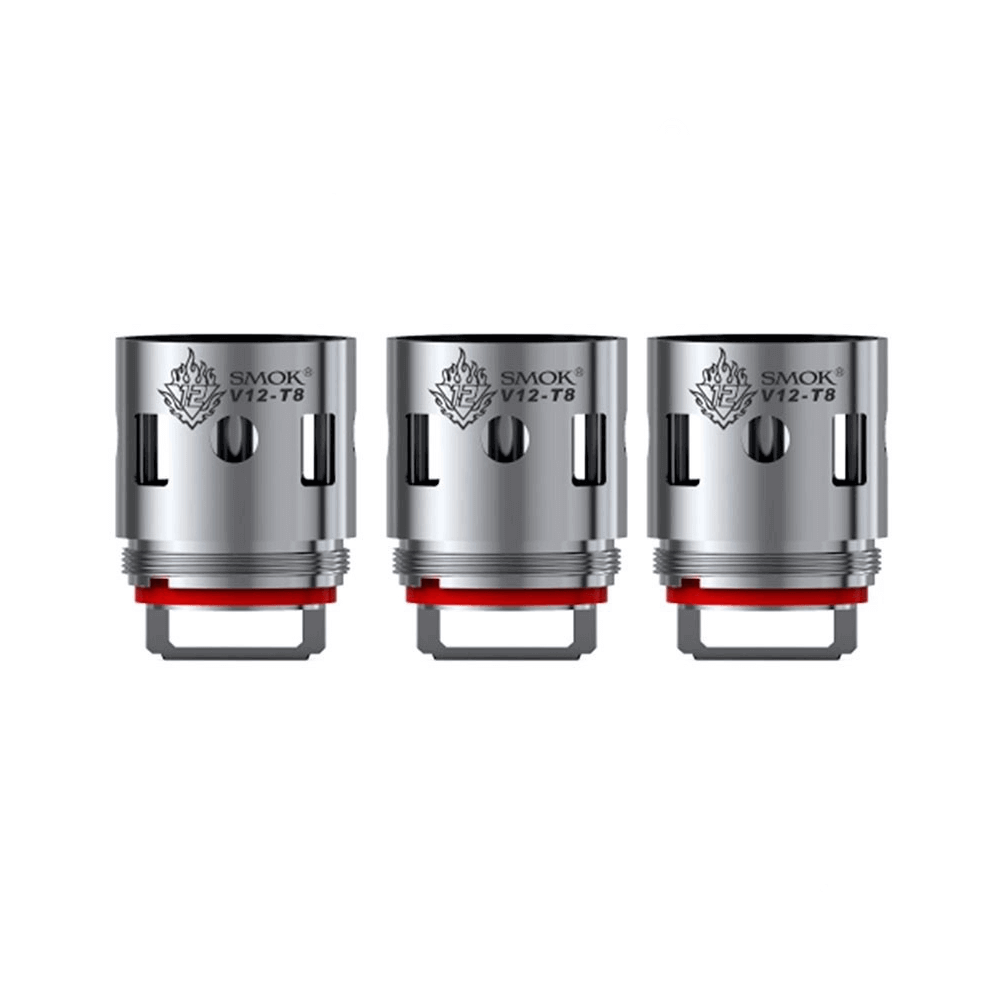 SMOK TFV12 V12-T8 Head (3er-Pack)