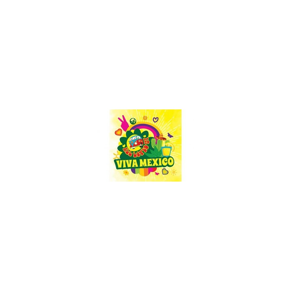 Big Mouth Aroma Viva Mexico (10 ml)