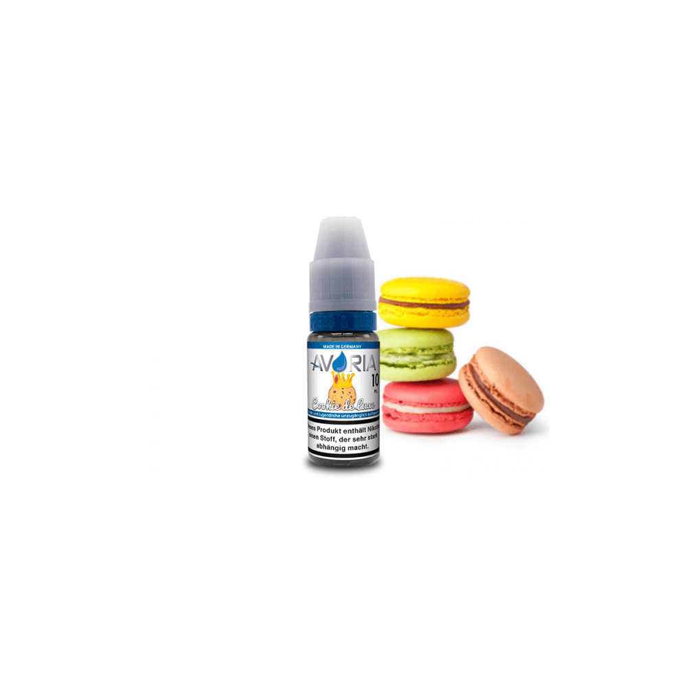 Avoria Liquid Cookie de Luxe (10 ml)